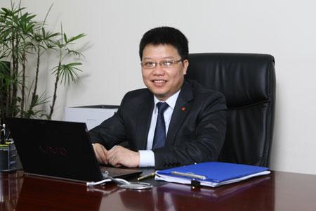 Tổng Giám đốc TPBank Nguyễn Hưng.