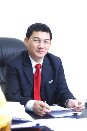 Ông Phạm Huy Hùng, Chủ tịch HĐQT Vietinbank.