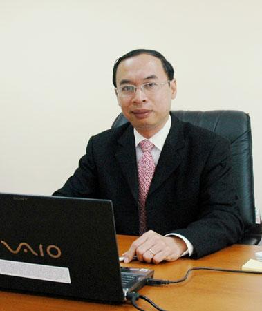 Ông Đặng Bảo Khánh, Tổng giám đốc SeABank.