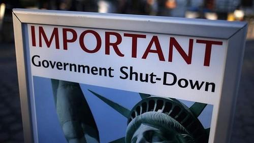 Mỹ hy vọng không tái diễn nạn đóng cửa chính phủ