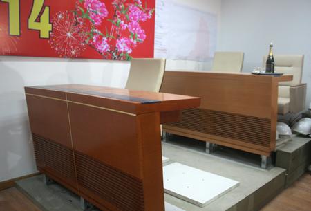 Thiết kế bàn, ghế tại phòng họp chính của Nhà Quốc hội
