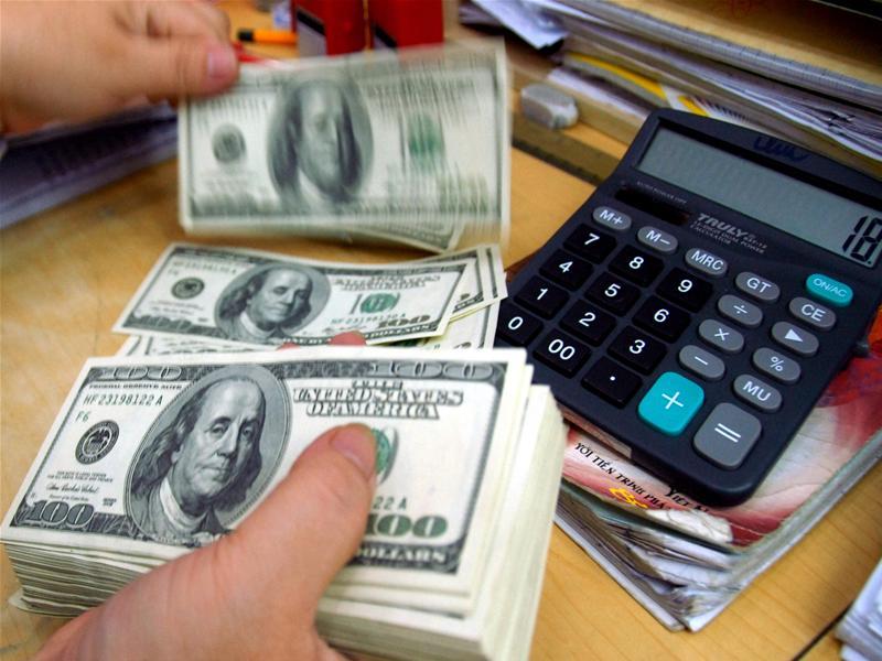 Nhìn lại điều hành tỷ giá 2013