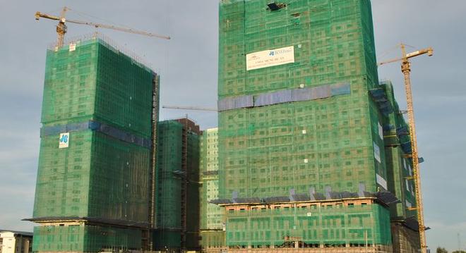 """TPHCM lại kiến nghị Chính phủ """"cứu"""" bất động sản"""