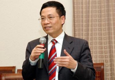 Thiếu tướng Nguyễn Mạnh Hùng - Phó TGĐ Tập đoàn Viễn thông Quân đội Viettel