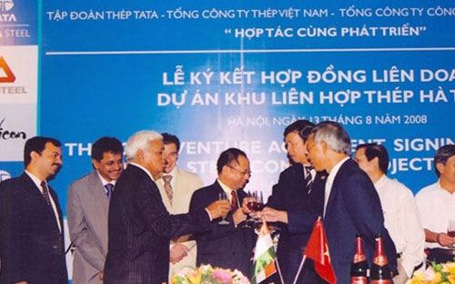 Tata rút lui khỏi dự án 5 tỷ USD tại Hà Tĩnh