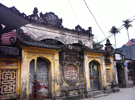 Làng doanh nhân Việt Nam đầu tiên: Giờ là phế tích