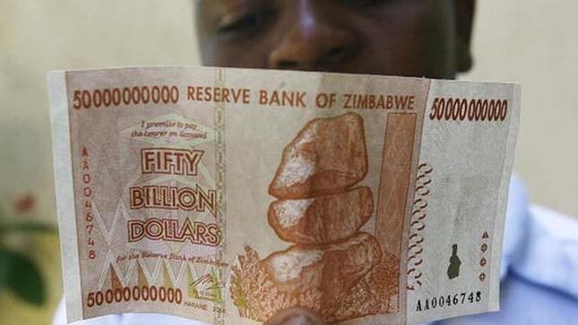Doanh nhân Châu Á hoan hỉ vì Zimbabwe sử dụng tới 8 đồng ngoại tệ