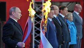 """Tổng thống Putin và màn """"ngoại giao cờ chớp"""" tại Sochi"""