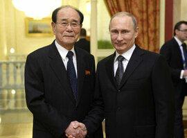Thủ tướng Triều Tiên gặp lãnh đạo Nga, Trung tại Sochi