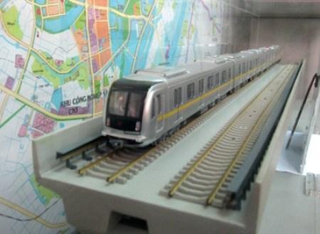 5 năm thi công, đường sắt đô thị Cát Linh - Hà Đông mắc