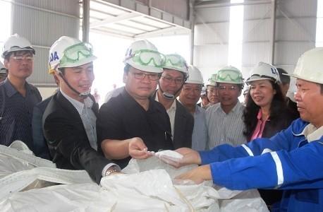 Alumin Tân Rai bước đầu chứng minh tính hiệu quả, an toàn
