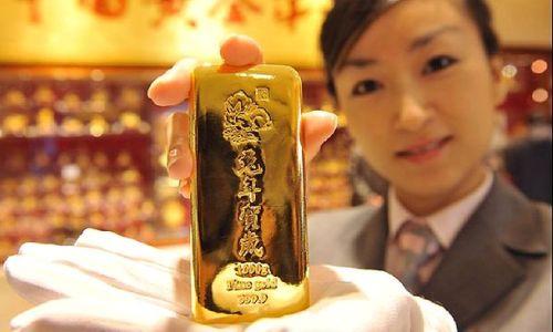 Trung Quốc tiêu thụ, sản xuất lượng vàng kỷ lục trong năm 2013