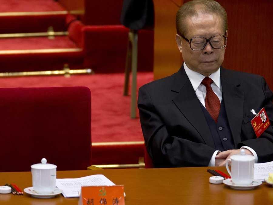 Bắc Kinh nổi giận vì lệnh truy nã quốc tế ông Giang Trạch Dân