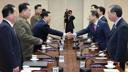 Hai miền Triều Tiên đàm phán cấp cao nhất kể từ 2007
