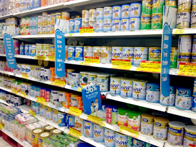 Cục Quản lý giá: Tăng giá sữa là hợp lý