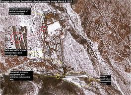 Triều Tiên đào thêm đường hầm tại bãi thử hạt nhân Punggye-ri