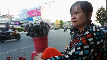 Cần Thơ: Thương lái Trung Quốc thao túng, giá hoa tăng cao ngất ngưởng