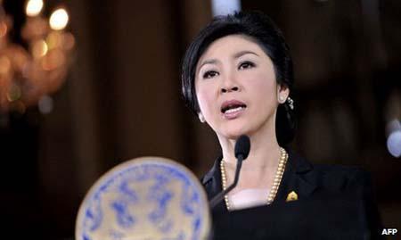Bà Yingluck Shinawatra bị cáo buộc lơ là trách nhiệm gây thiệt hại cho chính phủ