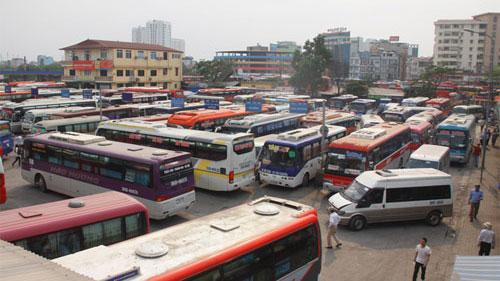 Hà Nội chi gần 51,5 tỷ đồng mở rộng bến xe Mỹ Đình