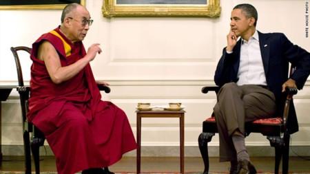 Obama gặp lãnh đạo tôn giáo Tây Tạng, Trung Quốc nổi giận