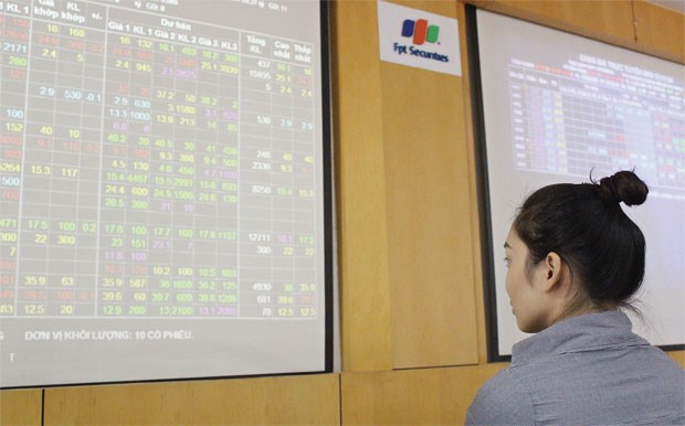 Thị trường giảm điểm sốc và câu chuyện