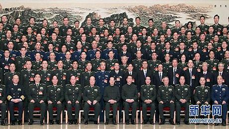 """Vì sao Trung Quốc """"thay máu"""" hàng ngũ tướng lĩnh cao cấp?"""