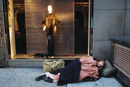 Cách biệt giàu nghèo ở Mỹ ngày càng cao