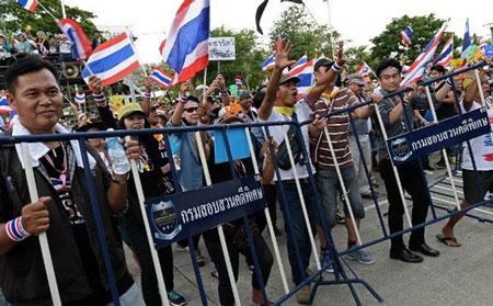 """Thái Lan: Người biểu tình chấm dứt """"đóng cửa Bangkok"""""""