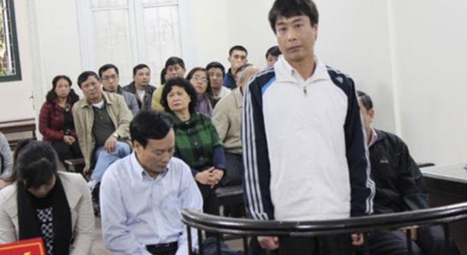 3 năm tù cho nguyên Phó Tổng Giám đốc Vinalines