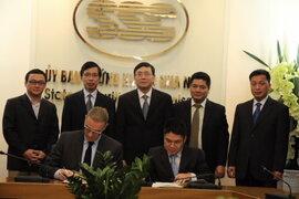 Ủy ban chứng khoán ký hợp tác với quỹ ngoại lớn thứ 2 Việt Nam