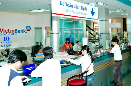 Duy nhất VietinBank là ngân hàng được bán trên 35% vốn nhà nước