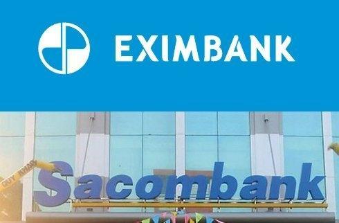 """Trên đường """"tháo chạy"""", NĐT ngoại gom mạnh cổ phiếu Sacombank và Eximbank"""