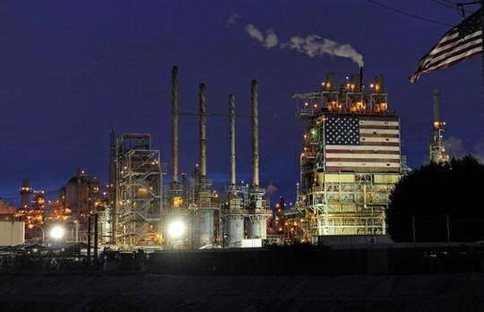 Các công ty xuất khẩu khí đốt nhanh chóng xây dựng các hải cảng để xuất khẩu khí tự nhiên.  Ảnh: FOREIGN POLICY