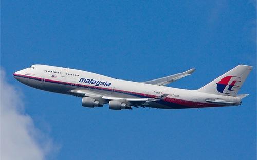 Bộ GTVT thông tin về vụ máy bay Malaysia Airlines mất tích