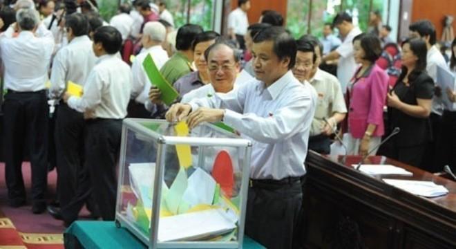 Sửa nghị quyết lấy phiếu tín nhiệm tại Quốc hội