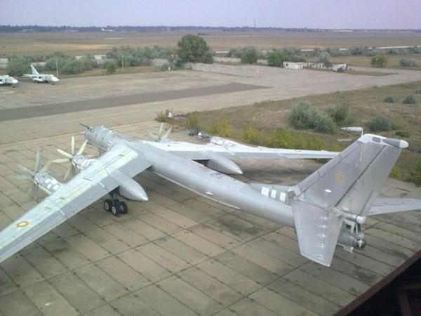 EBay rao bán máy bay thả bom Ukraine giá 3 triệu USD