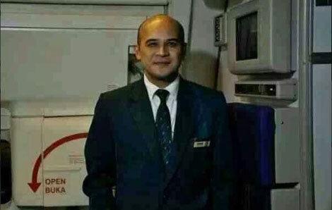 Chia sẻ cảm động của con gái tiếp viên trưởng trên máy bay Malaysia