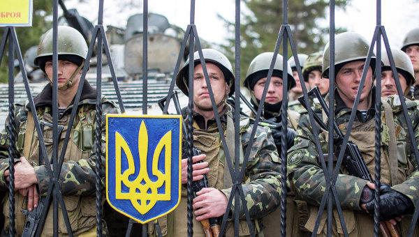 Ukraine không có kế hoạch triển khai quân đến Crimea