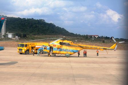 Không quân Việt Nam đang túc trực tại sân bay Phú Quốc sẵn sàng xuất kích khi có lệnh