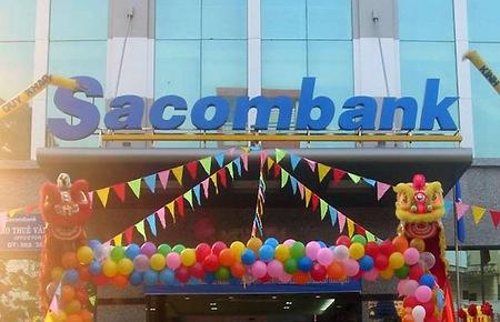 Sacombank xin giải tỏa sớm trên 32 triệu cổ phần cho cán bộ cốt cán