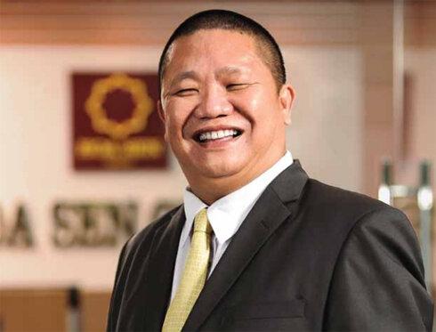 Ông Lê Phước Vũ dự thu hơn 1.400 tỷ đồng tiền mặt từ bán cổ phần Hoa Sen