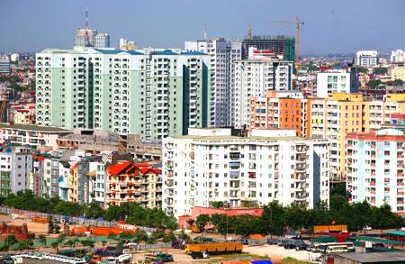 Giá bất động sản khó giảm vì chi phí