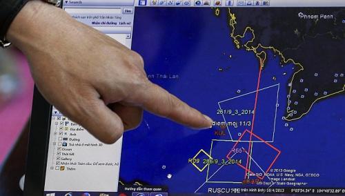 Máy bay Malaysia: Radar quân sự phát hiện đốm sáng lạ trên eo Malacca