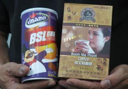Thương hiệu Việt dễ bị đánh cắp, làm nhái