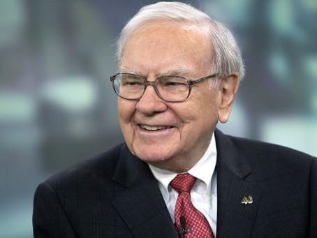 Warren Buffett giành lại ngôi giàu thứ hai thế giới