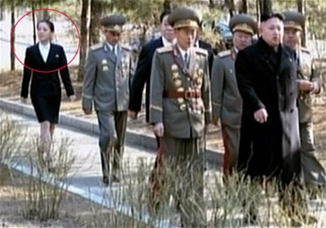 Em gái Kim Jong-un được giao vị trí chủ chốt trong chính quyền