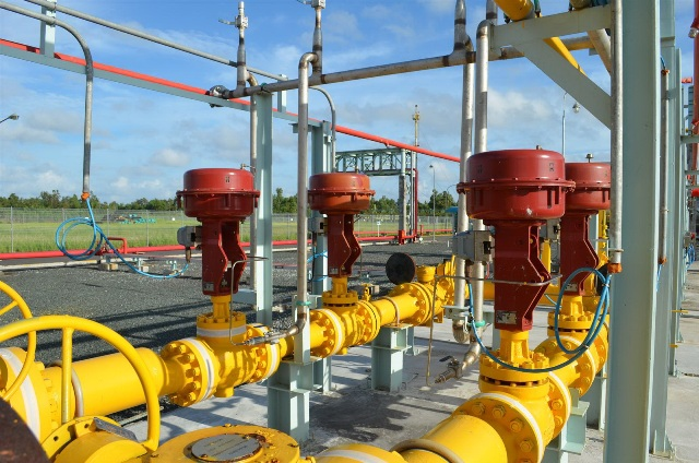 Sự cố xì van đường ống, 2 nhà máy điện Cà Mau mất khí toàn bộ
