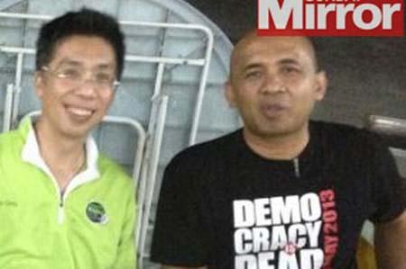 Cơ trưởng cướp máy bay Malaysia để phản đối chính phủ?