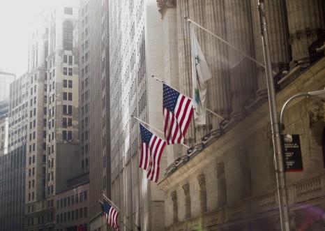 New York vượt London thành trung tâm tài chính số 1 thế giới