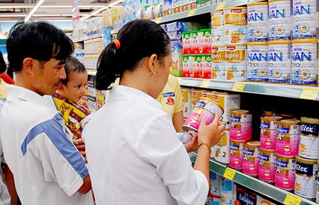 Bàn chuyện quản giá sữa: Trớt hướt